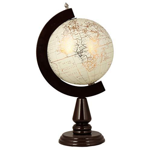 Decorative Globe Desktop World Atlas Home Office Ornament (BR70)