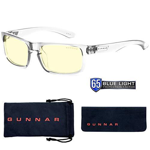 anteojos de juego   anteojos de bloqueo de luz azul   Enigma/Assassin's Creed por Gunnar   65% de protección de la luz azul, 100% luz UV, antirreflectante para proteger y reducir...