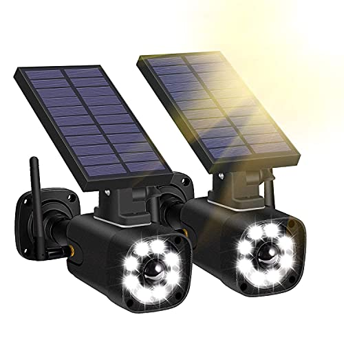 Techage Solar Security Camera Features