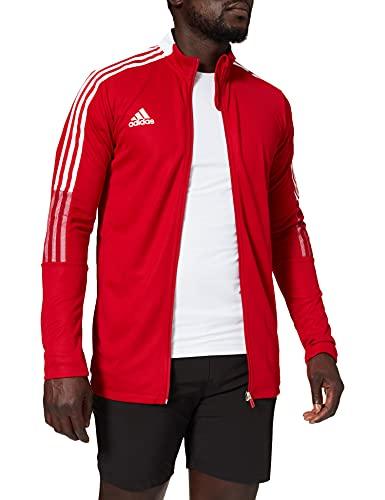 adidas GM7308 TIRO21 TK JKT Jacket Mens Team Power Red M