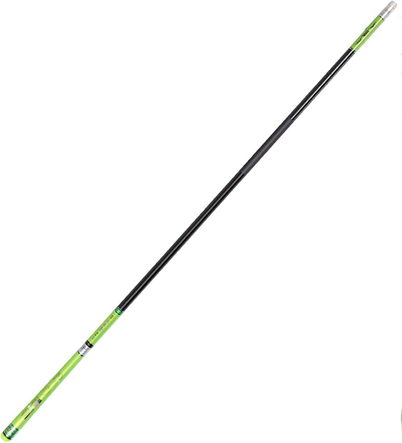 Fishing Rod  Ultra Light Super Hard Carbon Fiber NonSlip Grip 3.9 m Retractable Fishing Gear (only one)
