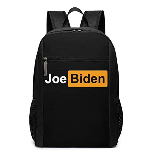 ZYWL Biden Präsident 2020 Wahlen Laptop Rucksack 17-Zoll-Reiserucksack Bookbag Bussiness Bag