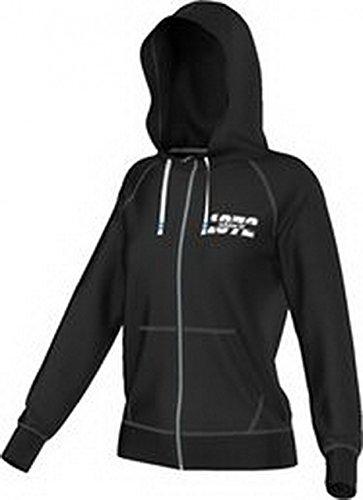 adidas Originals Damen Kapuzensweatjacke schwarz 42