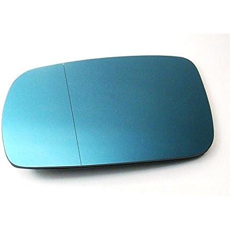 Spiegelglas Rechts Beifahrerseite Beheizbar Konvex Blau Beheizt Auto