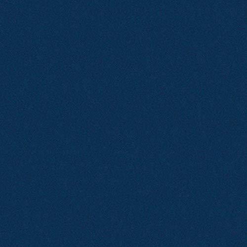 15,53€/m² Möbelfolie d-c-fix Velours navy 45cm Breite Laufmeterware selbstklebende Klebefolie Folie Samt Stoff