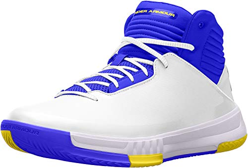 Under Armour Lockdown 2- Best Budget Outdoor Basketball Shoes