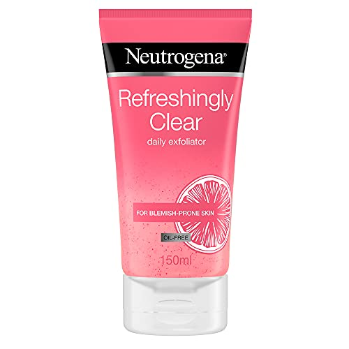 Neutrogena - Crema esfoliante per uso quotidiano, 150 ml