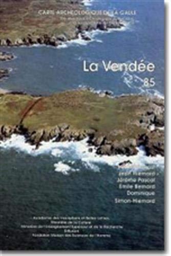 Carte archéologique de la Gaule. La Vendée