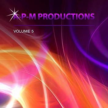 A-P-M Productions, Vol. 5