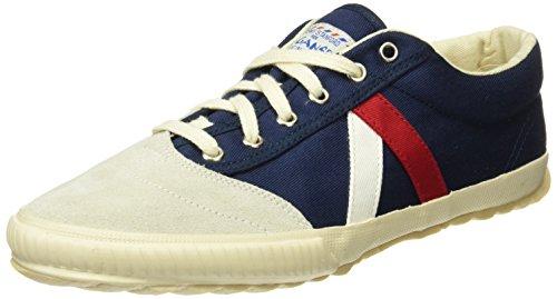 El Ganso Tigra Canvas Walking, Zapatillas de Deporte Unisex Adulto, Azul Dark Blue, 38 EU