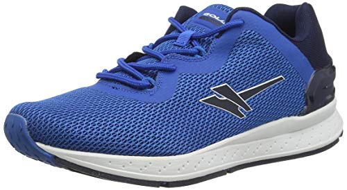 Gola Herren Major 2 Laufschuhe, Blau (Blue/Navy Ee), 43 EU