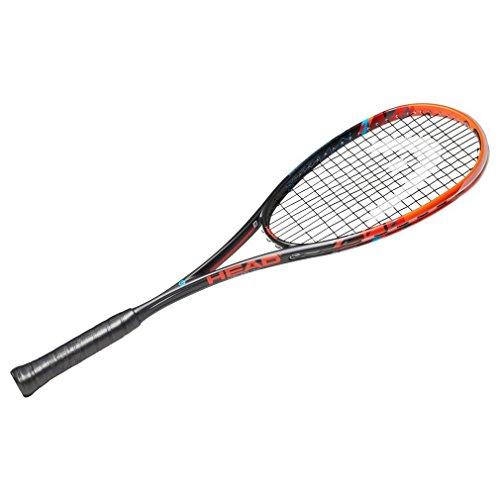 HEAD Graphene XT Xenon 135 - Raqueta de Squash con Cabeza preencadenada