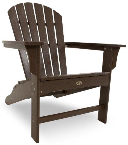 Trex Outdoor Furniture Cape Cod Adirondack Chair, Vintage Lantern