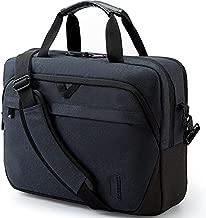 Laptop Bag,BAGSMART 15.6 Inch Briefcase Lockable Office Bag for Men Women,Black