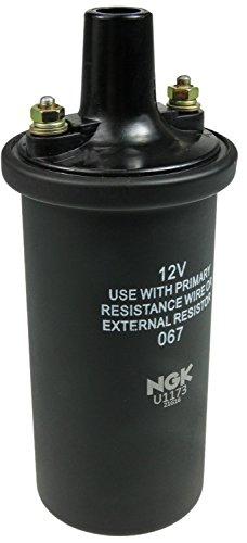NGK U1173 (49030) Ignition Coil for Distributor-Based Ignition System
