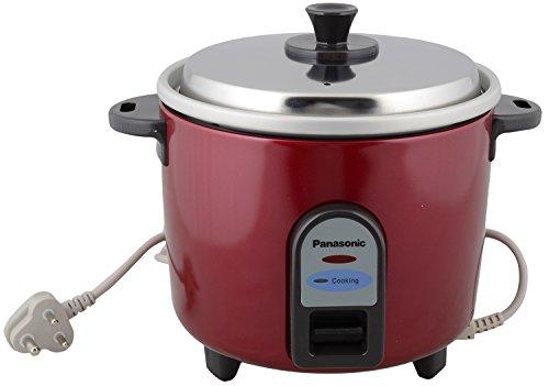 Panasonic Rice Cooker 2.7 Liters(Red)
