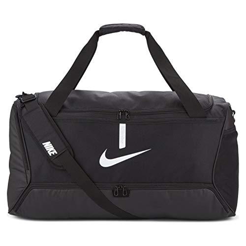 Nike CU8089-010 NK ACDMY TEAM L DUFF - SP21 Gym Bag womens black/black/(white) MISC