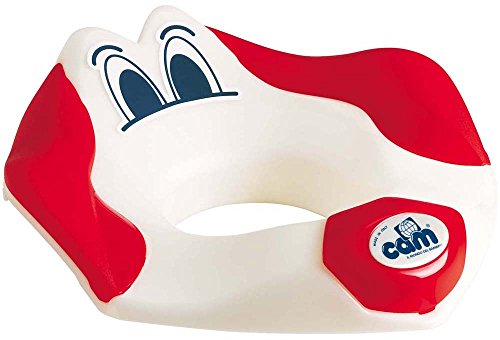 CAM Il mondo del bambino V 487 U22 accessoires toilette Upper rouge