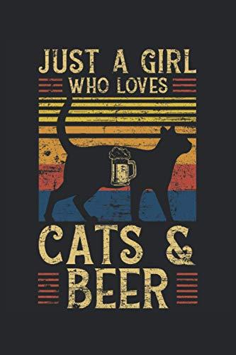 Terminplaner 2021: Terminkalender für 2021 mit Katzen und Bier Cover | Wochenplaner | elegantes Softcover | A5 | To Do Liste | Platz für Notizen | für Familie, Beruf, Studium und Schule