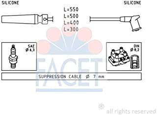 Beru AG 0300890990 Juego de cables de encendido