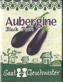 Die Stadtgärtner - Gemüsesamen & -pflanzen in Violett, Größe 6,7 x 9,0 x 0,1cm