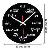 Zoom IMG-2 vientiane orologio da parete matematico