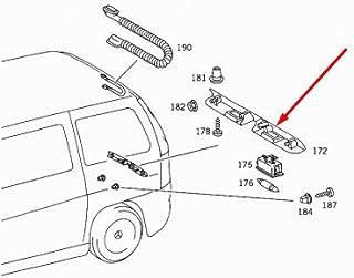 GTV INVESTMENT 3 E90 Cache pour haut-parleur de porte avant droite 51337171202 7171202