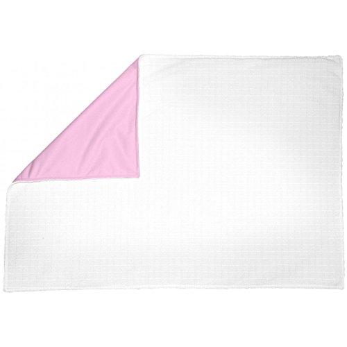 Colchón cambiador de viaje, color rosa