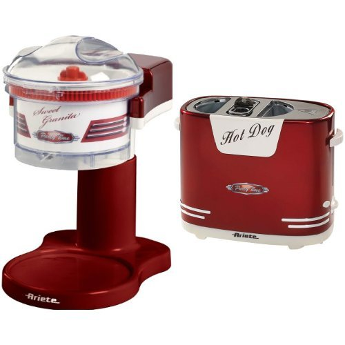 Ariete Sweet Party Time Granita + Hot Dog Party Time
