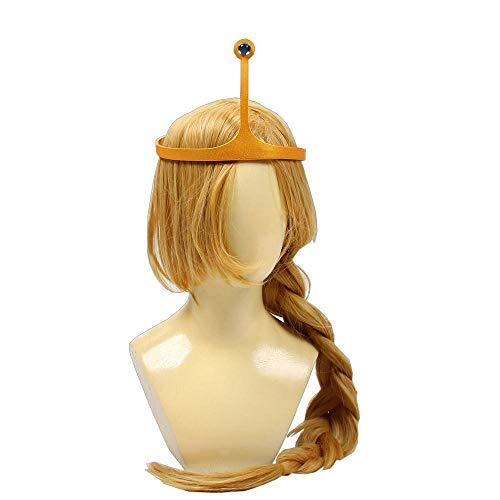79cos Adventure Time Cosplay Prop Princess Bubblegum Headwear