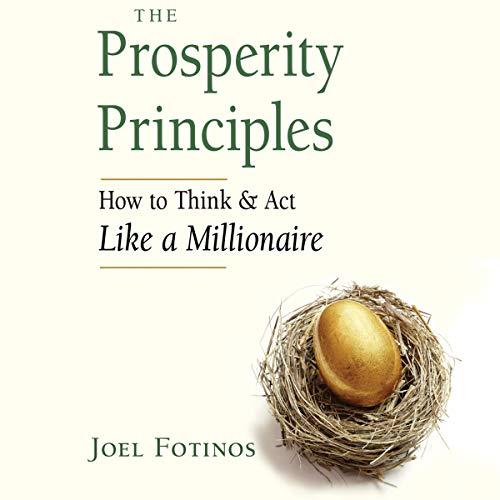 Couverture de The Prosperity Principles