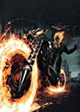 GHOST RIDER - NICOLAS CAGE – Imported Movie Wall Poster