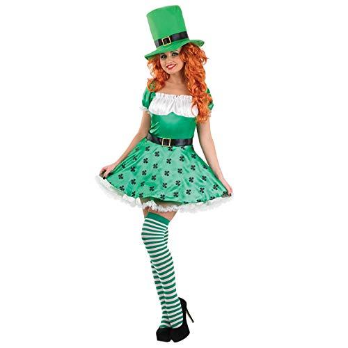 Fun Shack Verde Leprechaun Sexi Disfraz para Mujeres - L