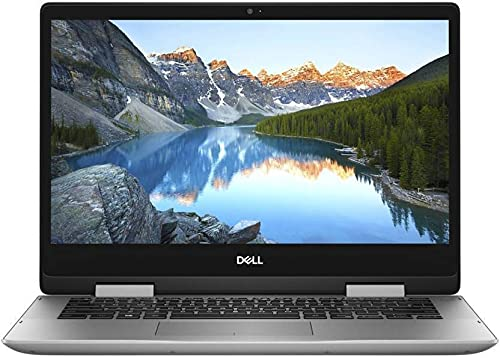 Dell Inspiron 5482 14-inch FHD 2in1 Laptop (8th Gen Core i3-8145U/4GB/512GB SSD/Windows 10 + MS Office/Intel HD Graphics/Platinum Silver)