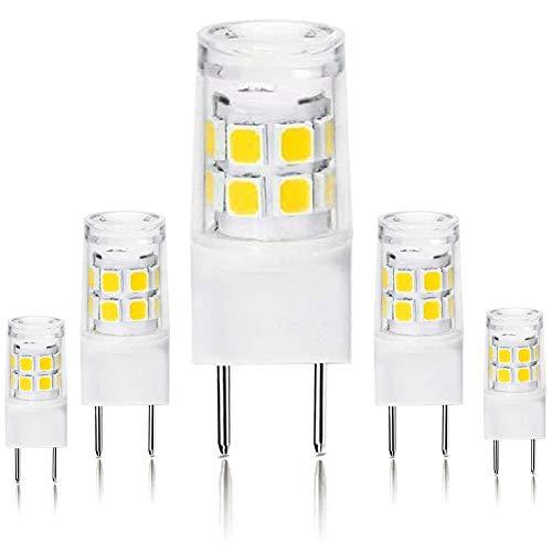 G8 LED Light Bulb 2.5 Watts Daylight White - G8 Base Bi-pin Xenon JCD...