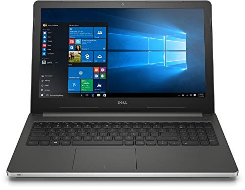 Dell Inspiron i5559-7080SLV 15.6 Inch FHD Touchscreen Laptop with Intel RealSense (6th Generation Intel Core i7, 8 GB RAM, 1...