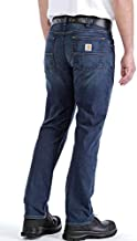 Carhartt Men's Rugged Flex Relaxed Straight Leg Jean, Superior, 36W X 36L