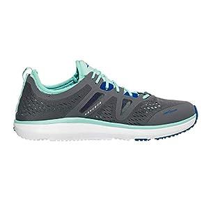 ALTRA Women's AFW1923G Kayenta Road Running Shoe Hiking, Gray/Blue, 11