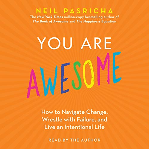 You Are Awesome audiobook cover art