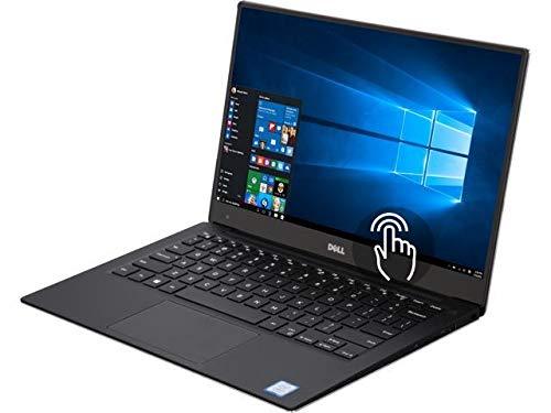 Dell XPS13-9360 13.3' Laptop (7th Generation Intel Core i5 7200U, 8GB RAM, 256 GB SSD,FHD , Windows 10 Home Silver) (Renewed)