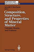 Advanced Mineralogy
