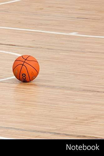 Notebook: Baloncesto, Tenis, Bola, Juego Cuaderno / Diario / Libro de escritura / Notas - 6 x 9 pulgadas (15.24 x 22.86 cm), 150 páginas, superficie brillante.