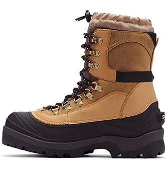 Sorel Men s Conquest Snow Boot British Tan 10.5 M US