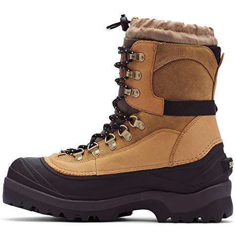Sorel Herren Conquest, British Tan, 41 EU