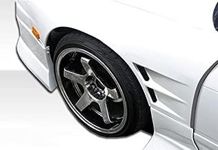 Extreme Dimensions Duraflex Replacement for 1989-1994 Nissan 240SX S13 D-1 Sport Fenders - 2 Piece