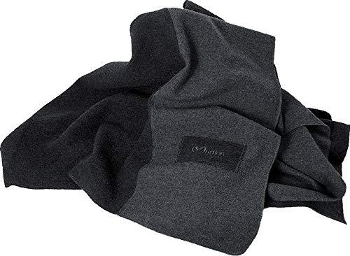 Mufflon Mu-Blanket, 200x140cm, Black/Anthracite S1-S10