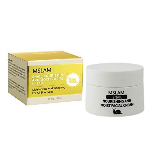 ARTIFUN Crema Facial Eliminador de Arrugas Crema Hidratante Anti-Acné para Blanquear el Control del Aceite para el Cuidado de la Piel Día/Noche