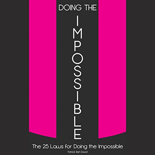 Doing The Impossible  By  cover art
