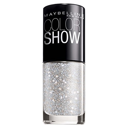 Maybelline New York Colorshow - Vernis à ongles Gris - 293 glitter it