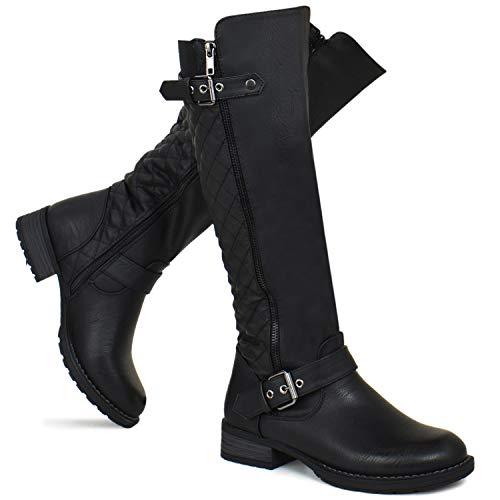 Premier Standard - Women's Knee High Western Flat Riding Boots...